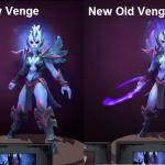 Dota 2 Vengeful new model