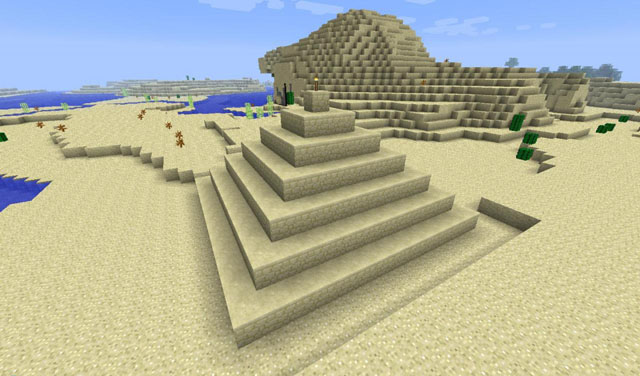 Instant Massive Structures Mod for Minecraft 1.6.4/1.6.2/1.5.2