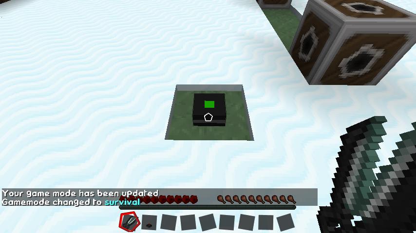 SecurityCraft Mod