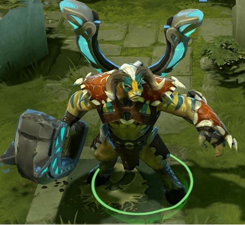 Elder Titan (Tauren Chieftain) in Dota 2