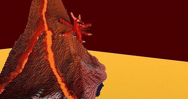 Dragon Island Map for Minecraft 1.7.4/1.7.2/1.6.2