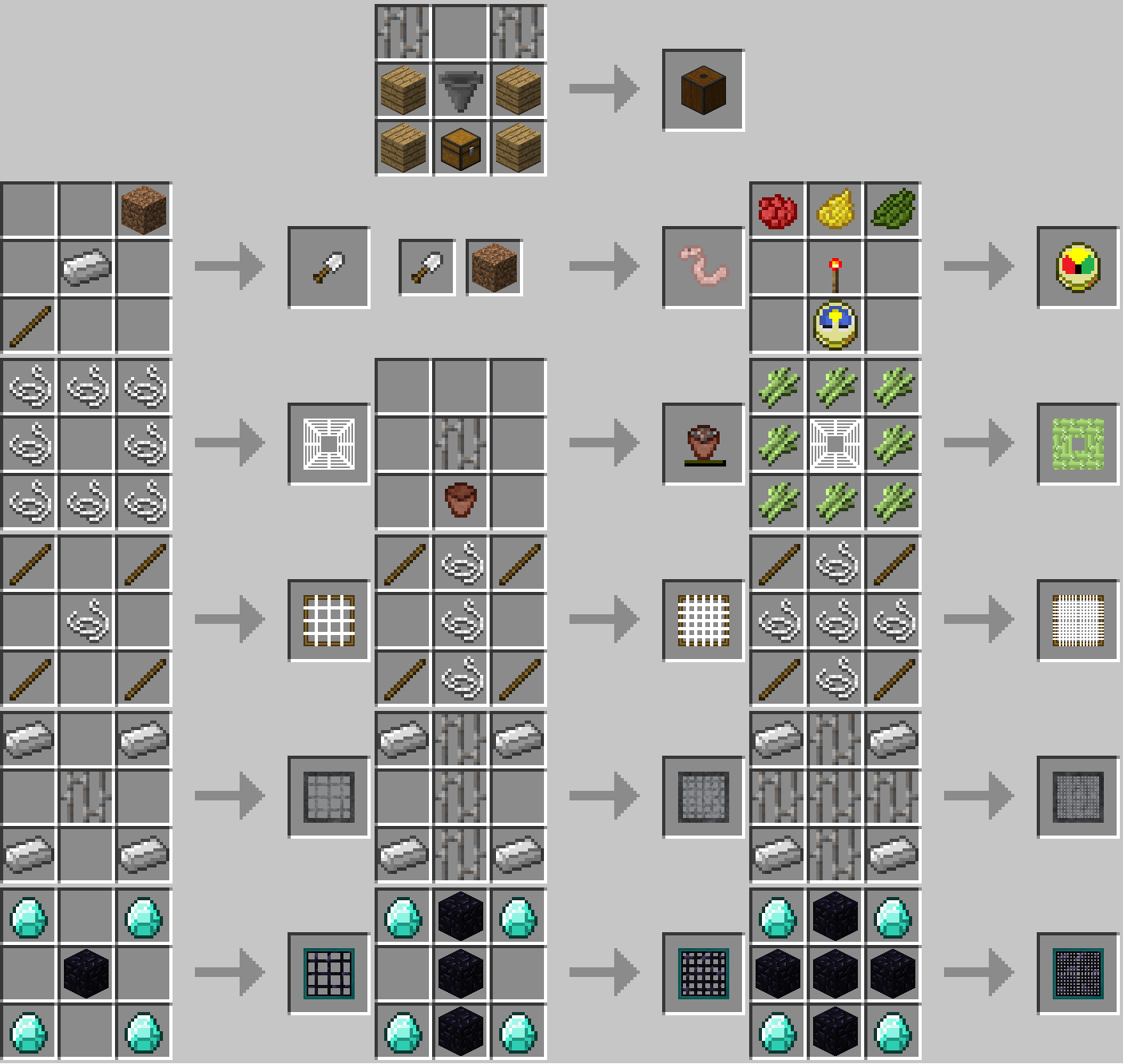 Water-Strainer-Mod-Crafting-Recipes-1.png