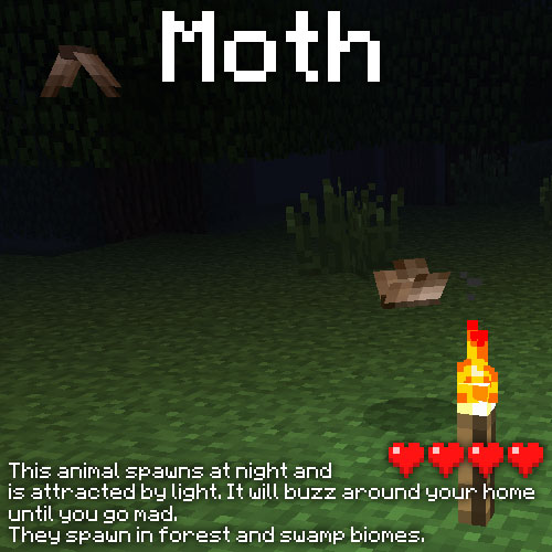 More Nature Mod for Minecraft 1.6.4