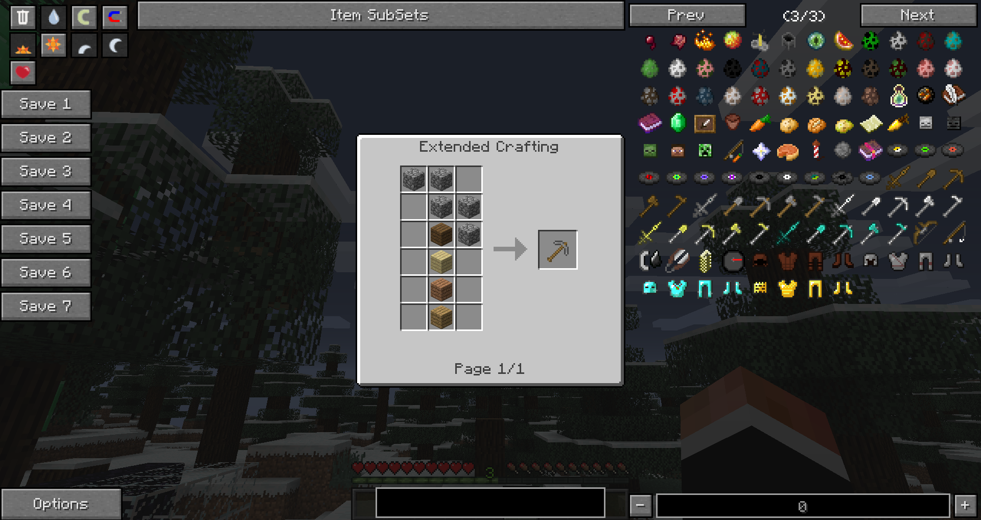 Download Extended Workbench Mod [1.12.2-1.7.10->1.7.2] Mods for Minecraft