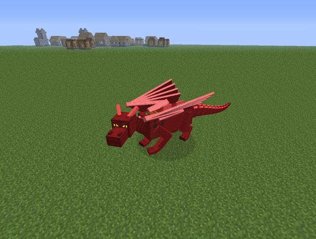 Dragon Craft Mod 2