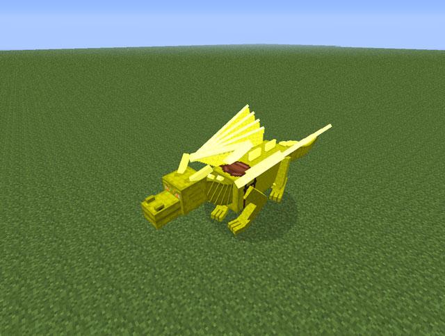 Dragon Craft Mod 3