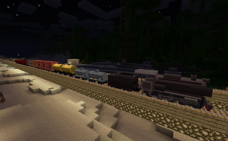 long_train