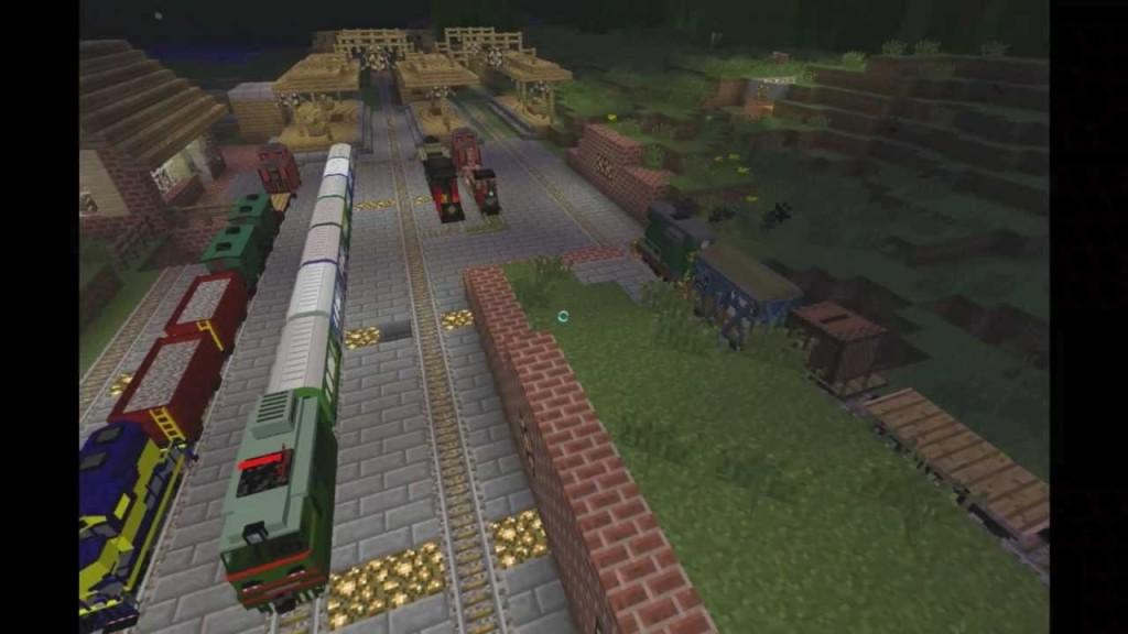 Traincraft Mod 2