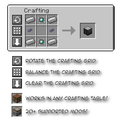Crafting-Tweaks-Mod-1