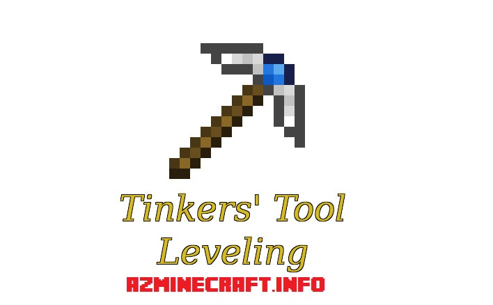 Tinkers' Tool Leveling Mod