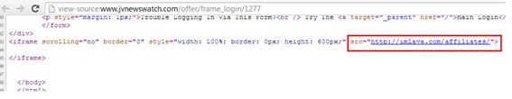 viewsource code