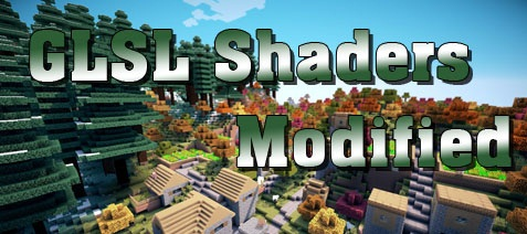 GLSL-Shaders-Modified-Mod