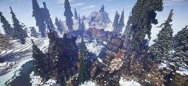 Download Vinterns Port Map for Minecraft 1.7.10/1.7.9/1.7.5/1.7.4/1.7.2