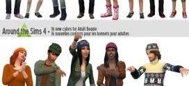 Beanie from Around The Sims 4