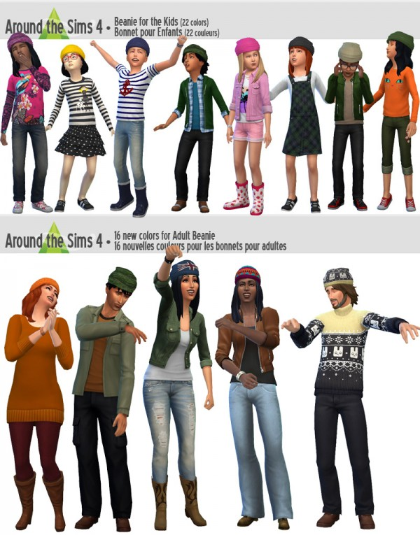 Beanie-from-Around-The-Sims-4