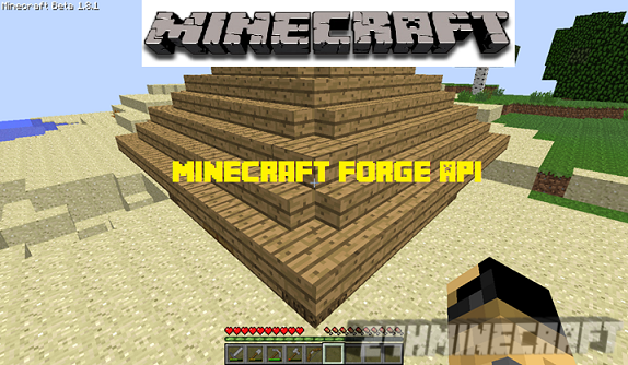 Minecraft-forge-api