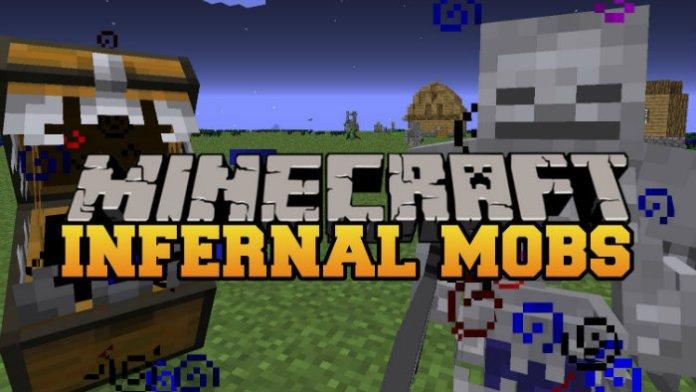 Infernal Mobs Mod
