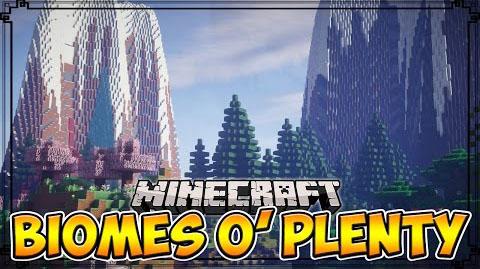 Biomes-O-Plenty-Mod