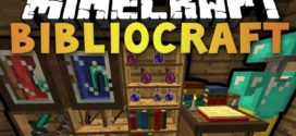 BiblioCraft Mod for Minecraft [1.11.2/1.10.2/1.9.4/1.8]