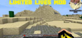 Limited Lives Mod for [1.12.2/1.11.2/1.7.10]