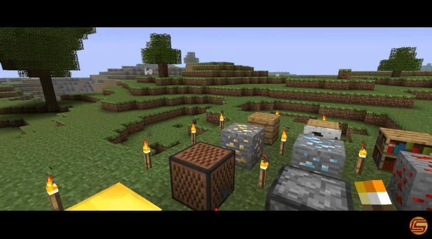 GLSL Shaders Mod 1.16.3 world of Minecraft