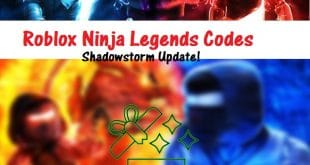 Roblox Ninja Legends Codes 2020 – How to receive, enter new Ninja Legends code