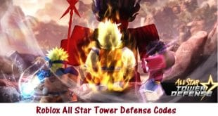 Receive, Enter Roblox All Star Tower Defense Codes 2020