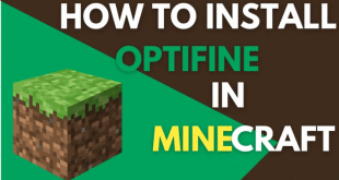 How to download and install Optifine in Minecraft
