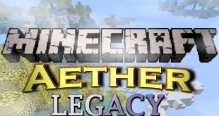 Download Aether Legacy Mod 1.11.2-1.10.2 (Multiplayer support) Mods for Minecraft