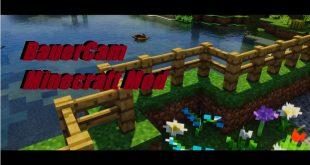 Download BauerCam Minecraft Mod Camera Studio for Forge [1.12.2-1.11.2] Mods for Minecraft