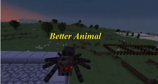 Download Better Animal Models Mod  – Mobs Look Like Horse [1.12.2-1.10.2] Mods for Minecraft
