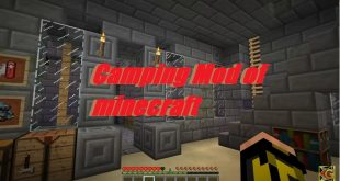 Download Camping Mod of minecraft-Tents, Campfires, Sleeping Bags, Lanterns [1.15.2-1.12.2-1.14.4-10.02] Mods for Minecraft