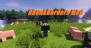 Download ChunkBorders Mod Visualize Chunk Boundaries  [1.12.2-1.11.2] Mods for Minecraft