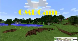 Download CMDCam Mod [1.12.1-1.14.4->1.10.2] – Another Camera Mod Mods for Minecraft