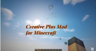 Download Creative Plus Mod  How to Become a God [1.12.2-1.11.2] Mods for Minecraft