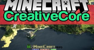 Download CreativeCore [1.16.5-1.14.4->1.10.2] – Library for CreativeMD's Mods Mods for Minecraft