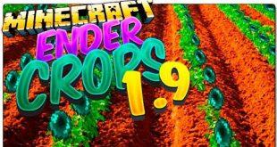 Download Ender Crop Mod  [1.14.4-1.12.2-1.9.4] Mods for Minecraft