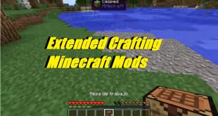 Download Extended Crafting Mod Some New Ways to Craft Items of minecraft [1.12.2–1.12.1-1.12] Mods for Minecraft