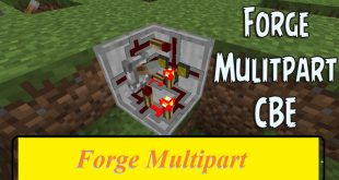 Download Forge Multipart  Multiple Things in One Block [1.12.2-1.11.2] Mods for Minecraft