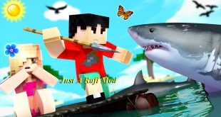 Download Just A Raft Mod  Surviving on a Raft with Friends [1.12.2-1.11.2] Mods for Minecraft