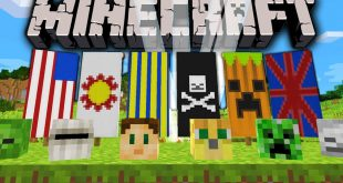 Download Just Enough Pattern Banners Mod  [1.12.2-1.14.4->1.10.2] Mods for Minecraft