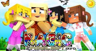 Download KAGIC Mod [1.12.1-1.14.4->1.10.2] – Kindergartens and Gems Mods for Minecraft