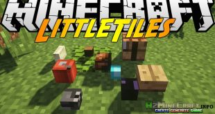 Download LittleTiles Mod [1.12.2-1.14.4->1.10.2] – Custom Mini Blocks Mods for Minecraft