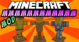 Download Mmm mmm mmm mmm Mod  [1.9.4->1.8.9] Mods for Minecraft