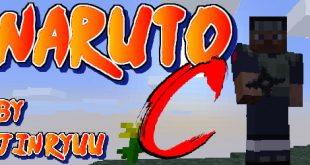 Download Naruto C Mod [1.7.10] Mods for Minecraft