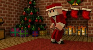 Download Noel Mod(Christmas Decoration Mod)  1.12.2-1.10.2 Mods for Minecraft