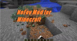 Download NoFov Mod  No Field of View [1.12.2-1.11.2] Mods for Minecraft