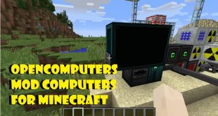 Download OpenComputers Mod Computers, Robots  [1.12.2-1.11.2] Mods for Minecraft