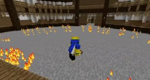 Download Particle Man Mod of minecraft Control Fire, Water, and Redstone [1.12.2-1.10.2] Mods for Minecraft