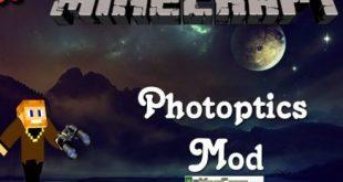 Download Photoptics Mod [1.15.2-1.12.2-1.9.4->1.7.10] – Optical instruments Mods for Minecraft